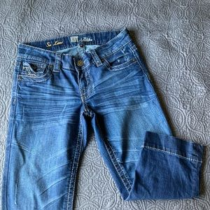 Kut From The Kloth Capri Jeans, Size 4
